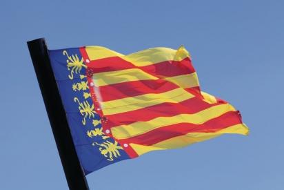 Le drapeau valencien