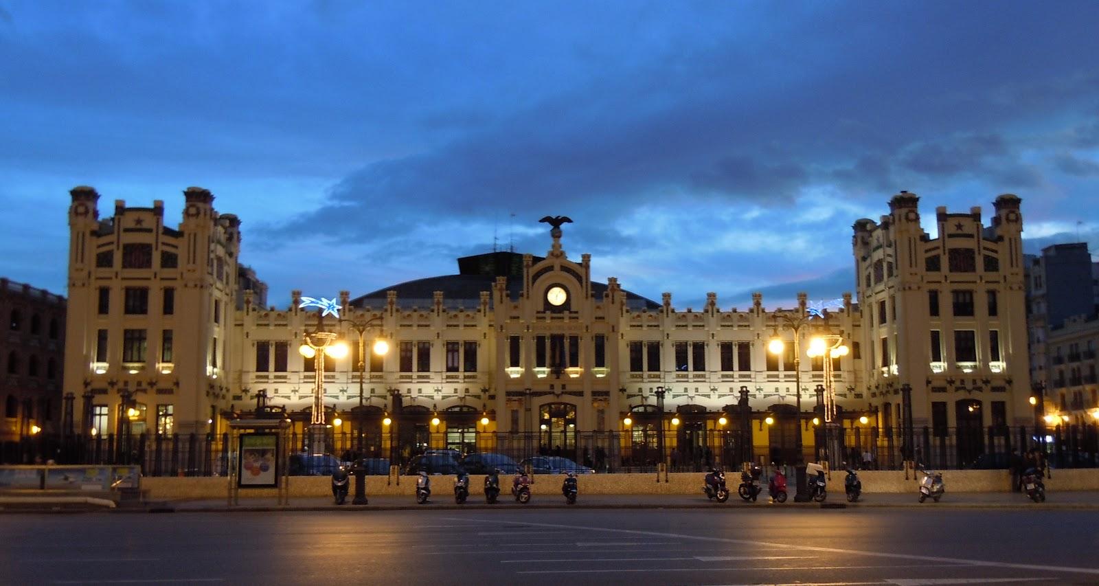 Gare Estacion Norte