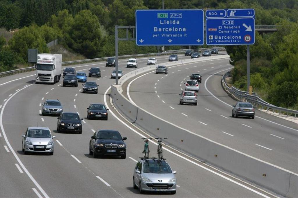 Rejoindre Valencia par la route