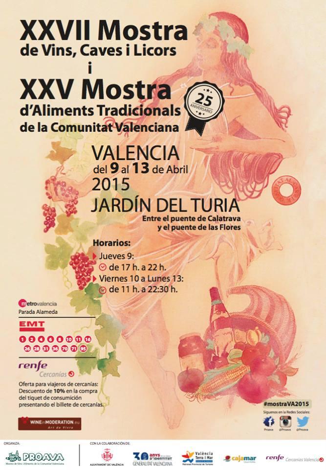 Foire du Vin 2015 à Valence