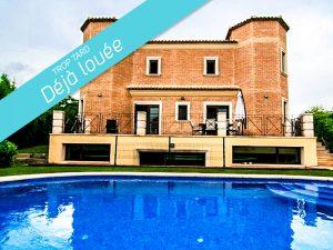 Vente/Location : Maison 490m2 Bétéra (790.000€/1900€)
