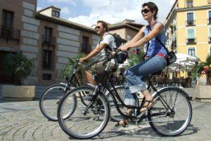 La nouvelle piste cyclable de Valencia