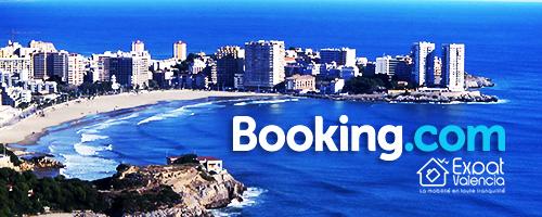 Reserver sur Booking.com