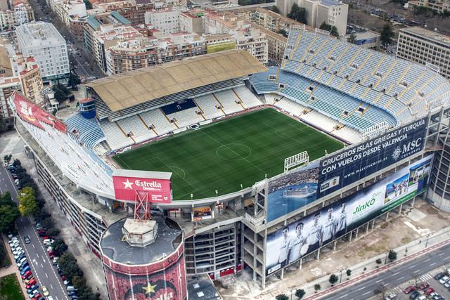 Stade Mestalla de Valence
