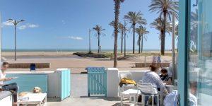 Ou se baigner à Valence en été ?