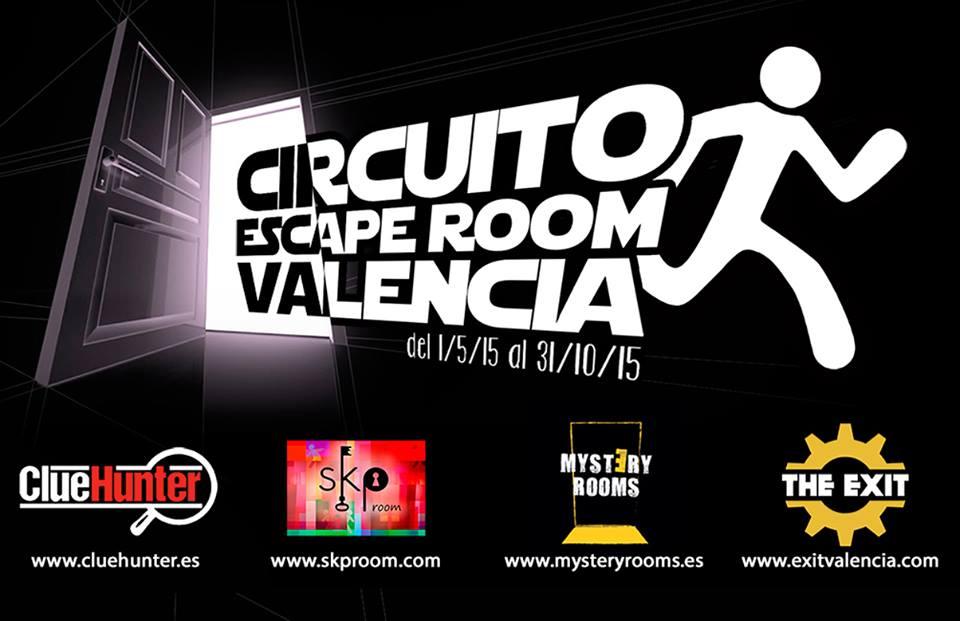 Circuit Escape Room à Valence en Espagne