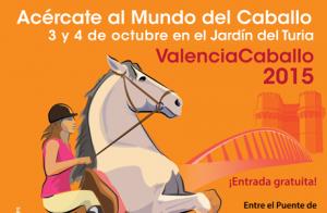 Que faire ce week-end ? le Valencia Caballo 2015