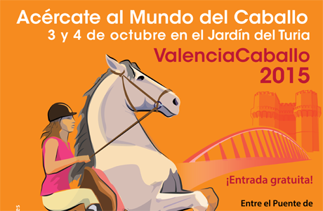 Que faire ce week-end ? le Valencia Caballo 2015