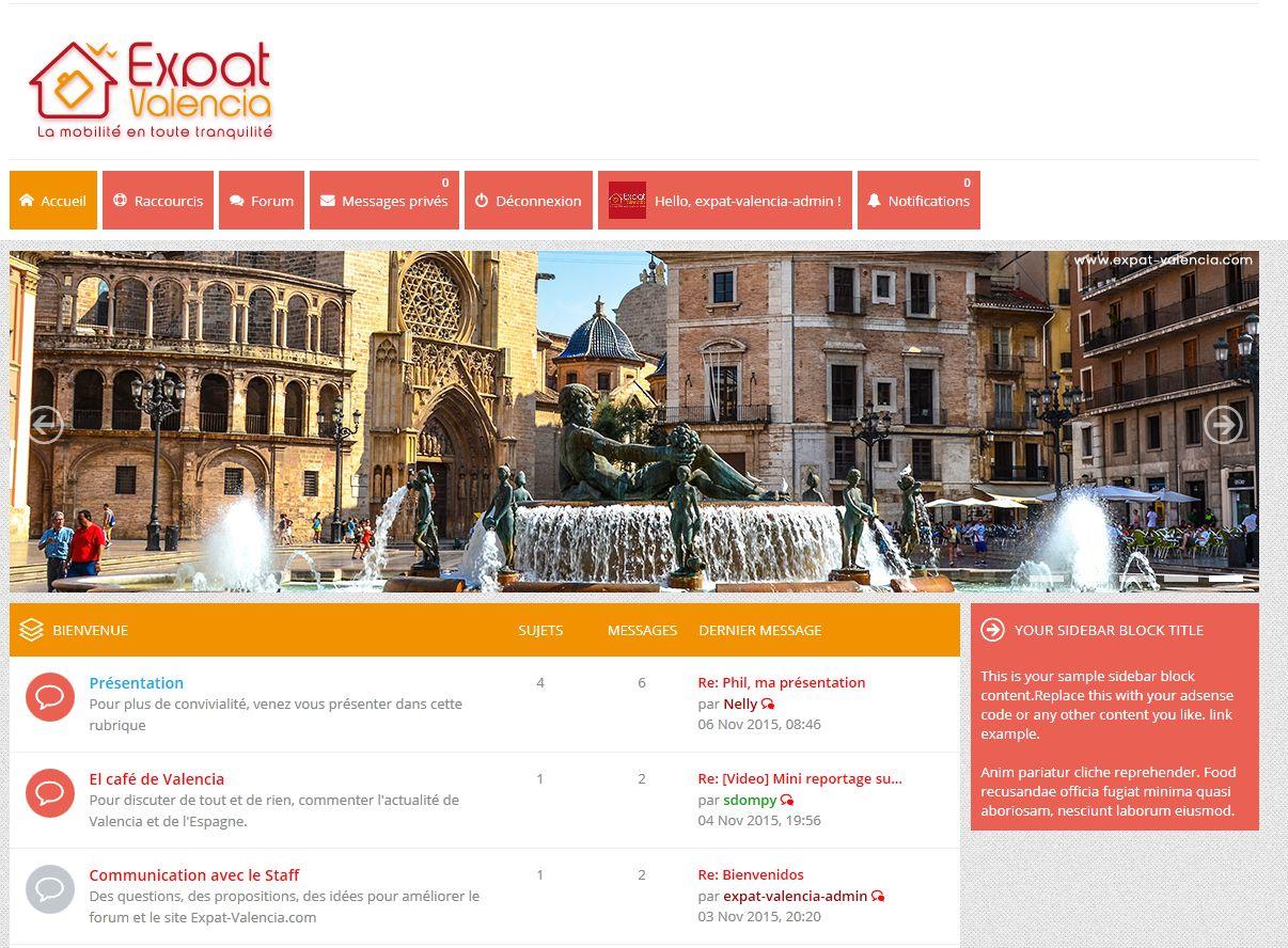 Forum Expat Valencia