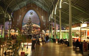 Les marchés de Noël à Valencia