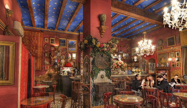Cafe de la Horas Valencia