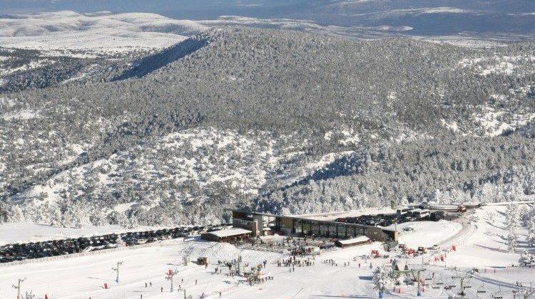 Ou skier à proximité de Valencia