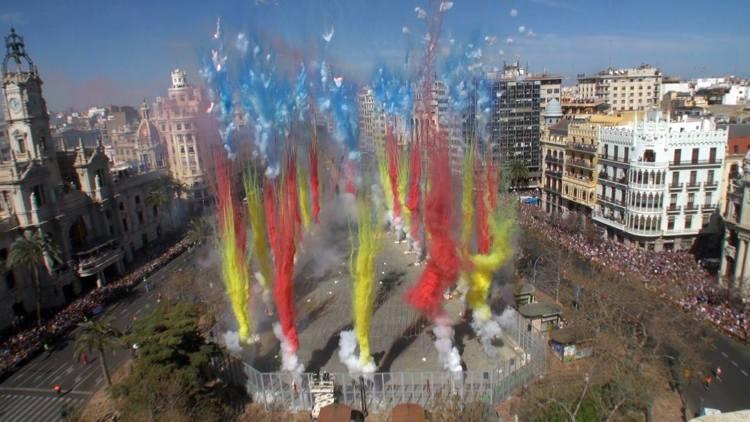 Les Fallas 2016, la plus grande fête de Valence en Espagne