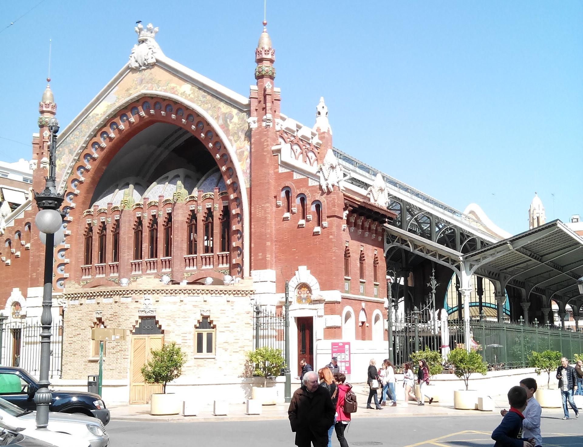 Les établissements scolaires à Valencia : Eixample