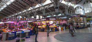 Les marchés municipaux de Valencia