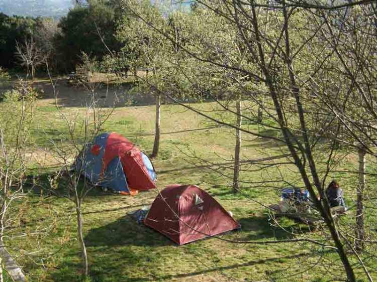 Où camper gratuitement autour de Valencia ?