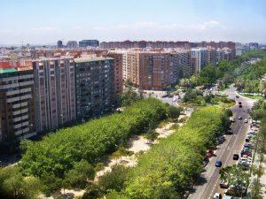 Les quartiers de Valencia : Algirós