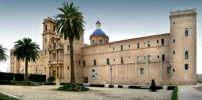 Monastère San Miguel de los Reyes.