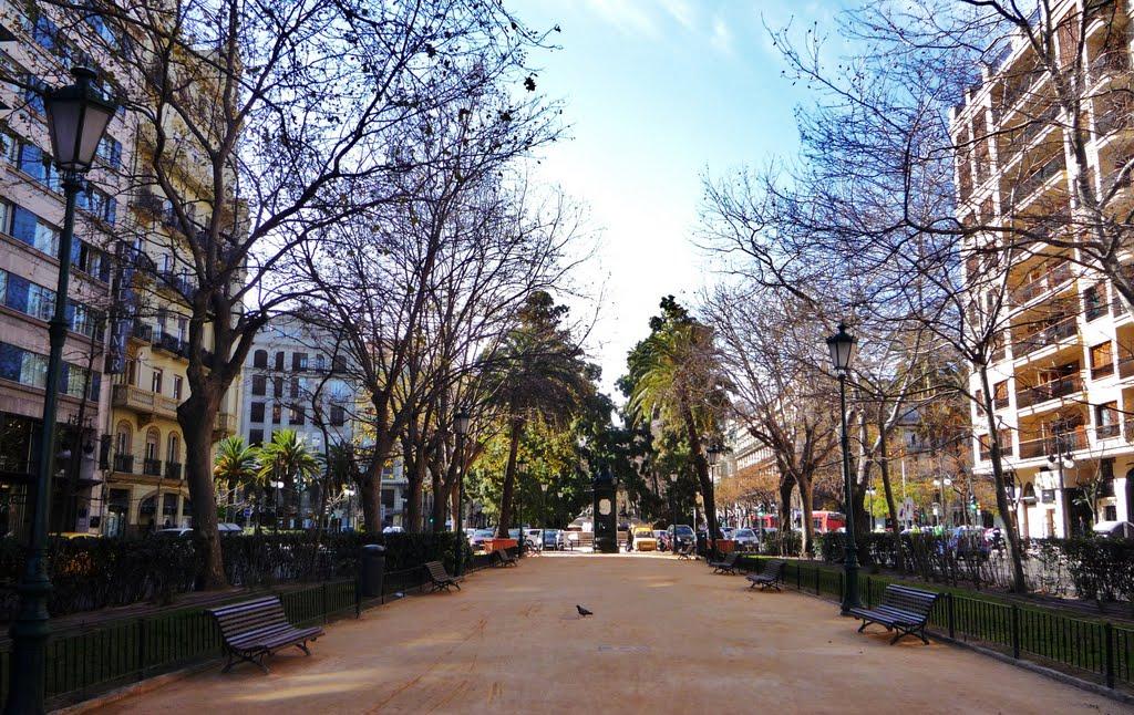 Gran Vía Marques de Turia
