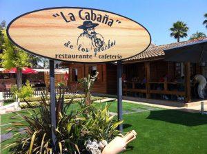 La Cabaña de los Gauchos : Grillades d'Amérique du sud.