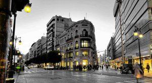 Les plus belles rues et avenues de Valencia