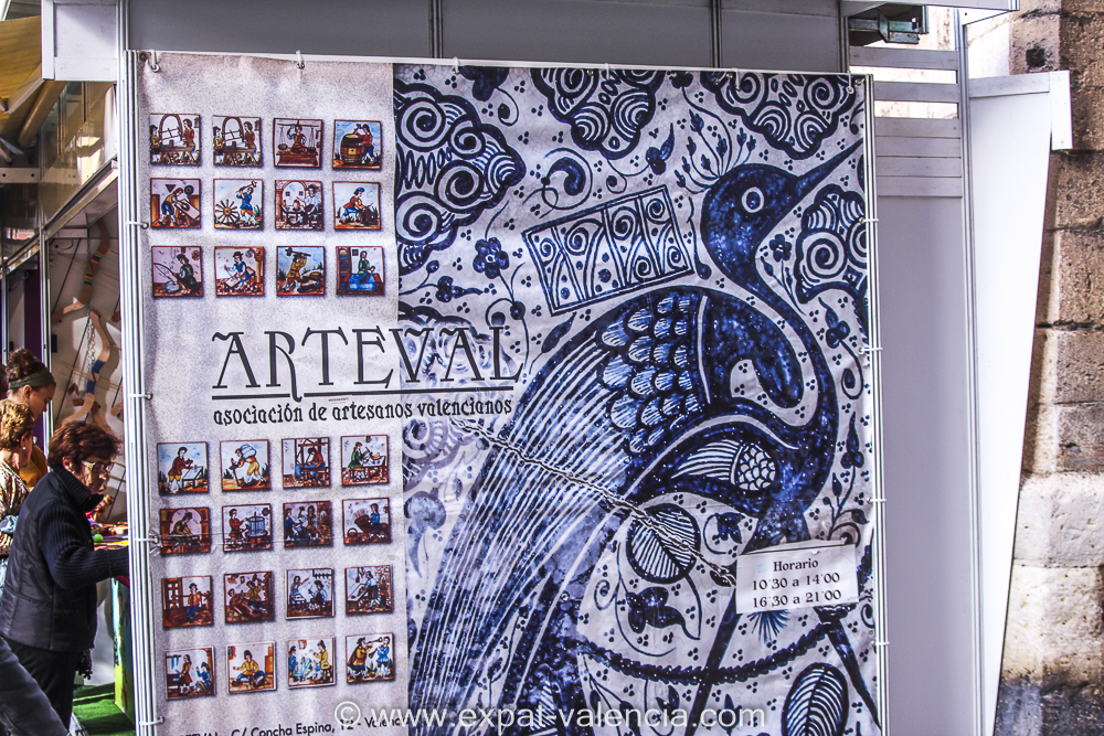 Feria Artesanal Valencia