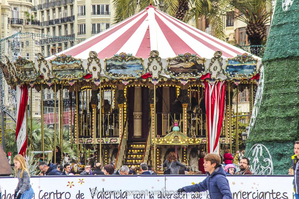 Carrousel Ayuntamiento Valencia
