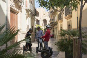 Visitez Valencia autrement : Le Segway