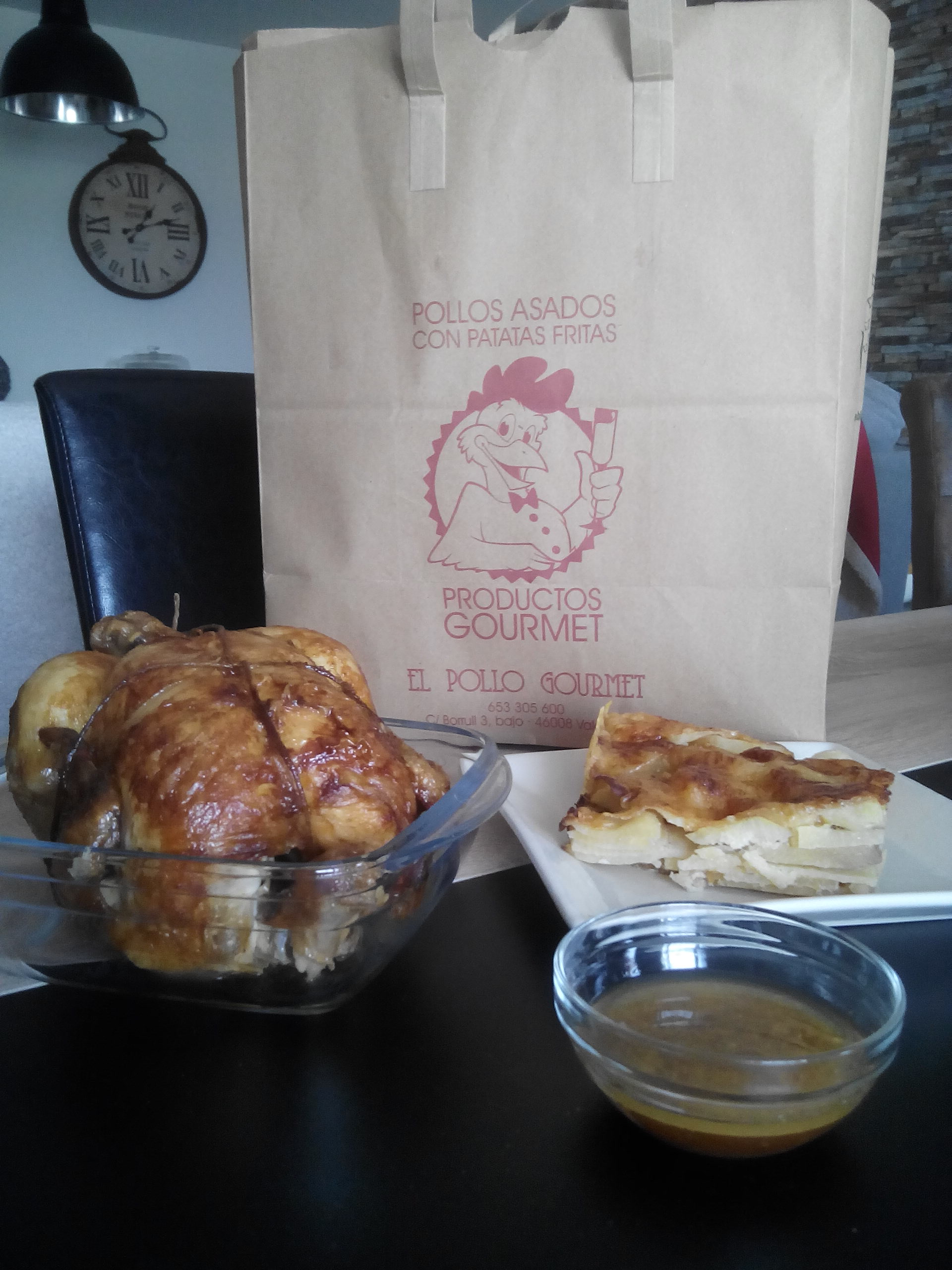 El Pollo Gourmet