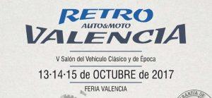 Le Retro Auto&Moto 2017 Valencia