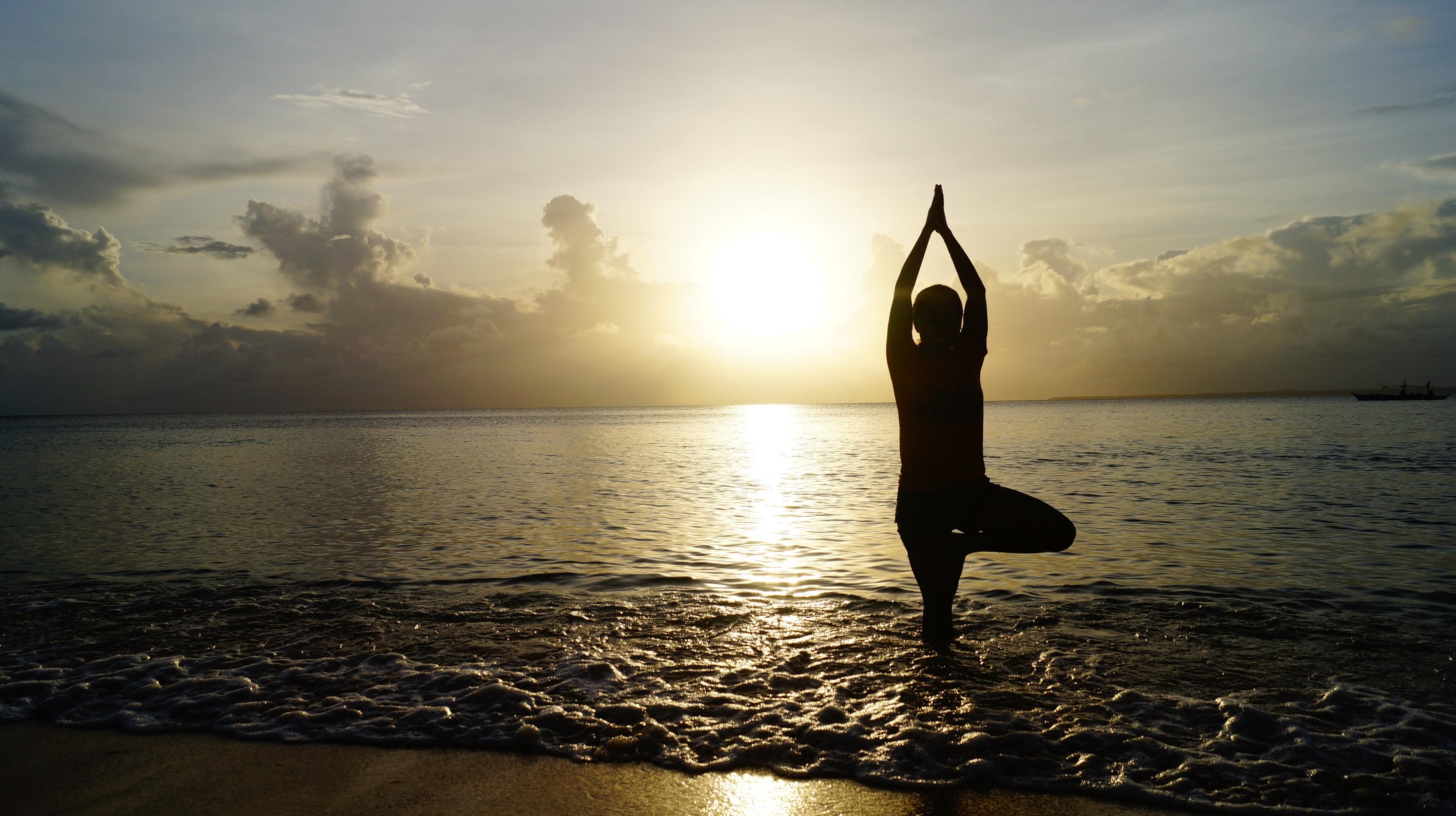 Professeur de Yoga française à Valencia