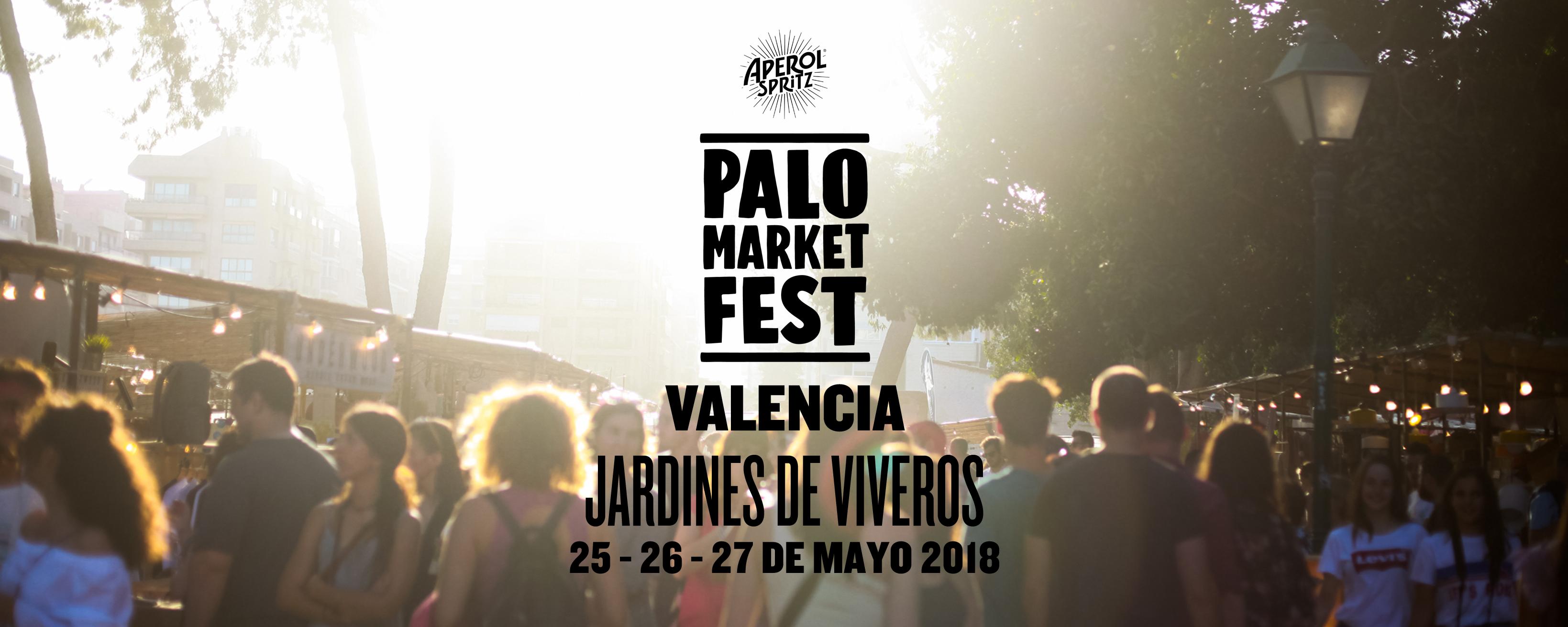 Palo Market Fest 2018 Valencia