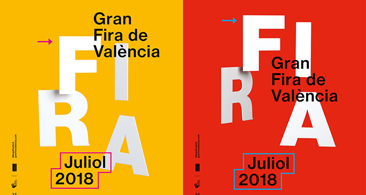 Feria de Julio 2018 Valencia