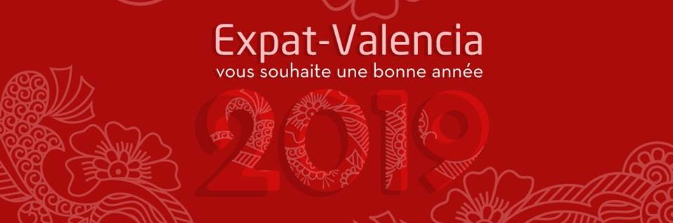 Expat Valencia vous souhaite une bonne année 2019