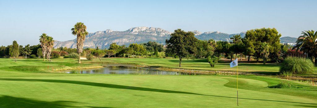Green golf Oliva Nova