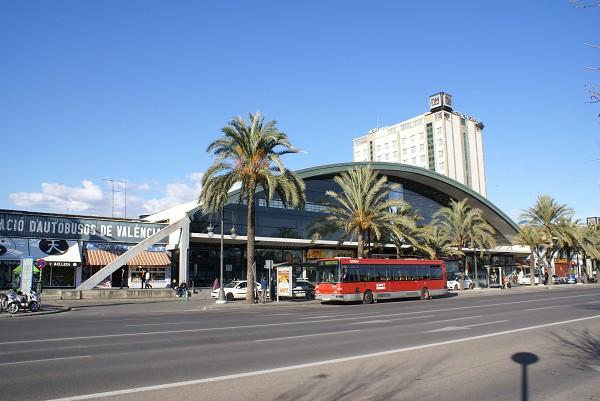 Gare routière de Valencia