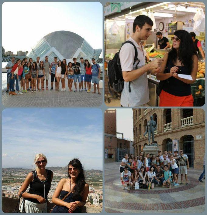 Apprenez l'espagnol à Valence en Espagne