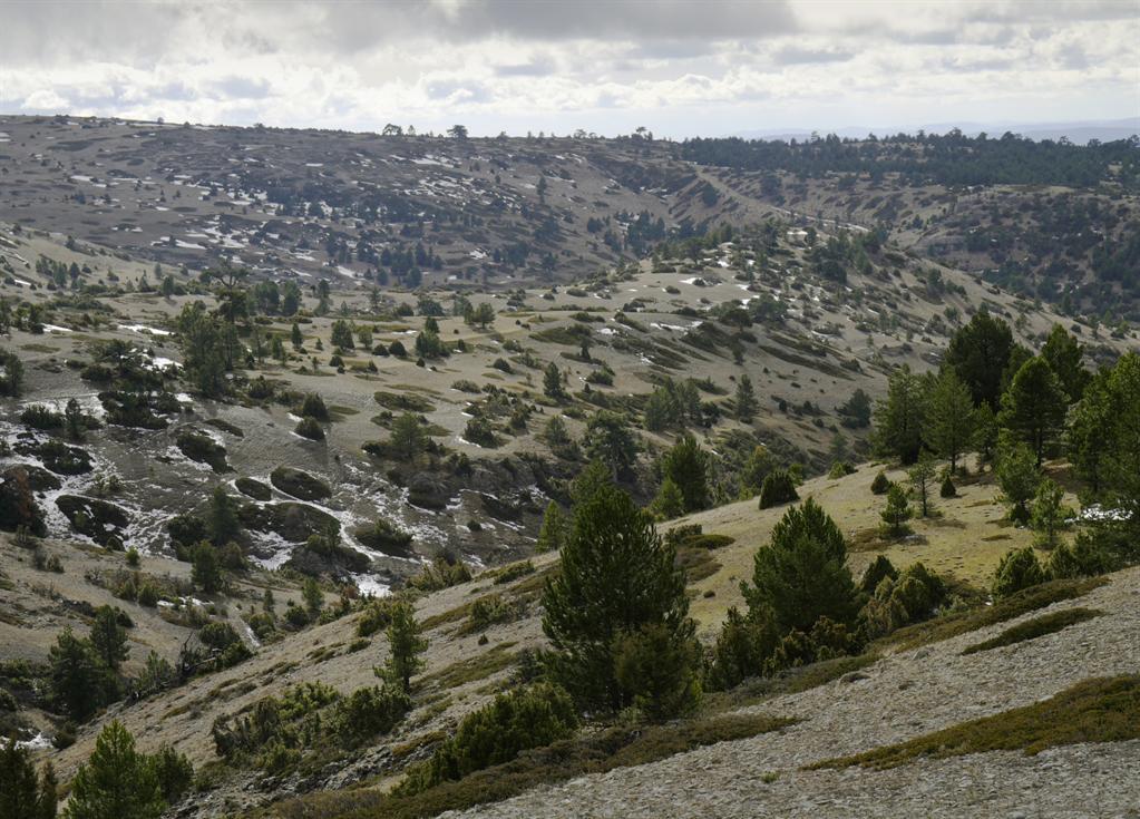 Parc Naturel de la Puebla San Miguel