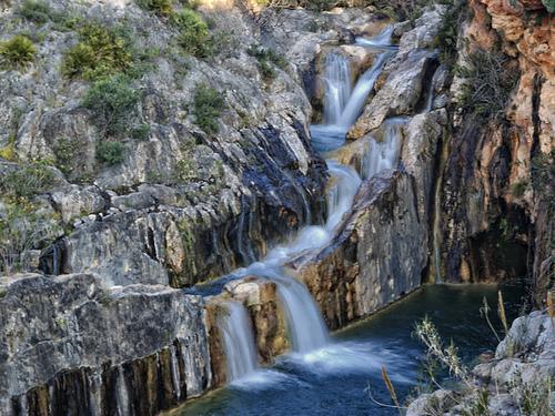 Cascade de Bolbaite