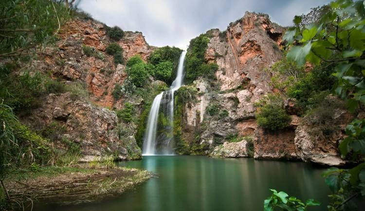 Cascade de Chella