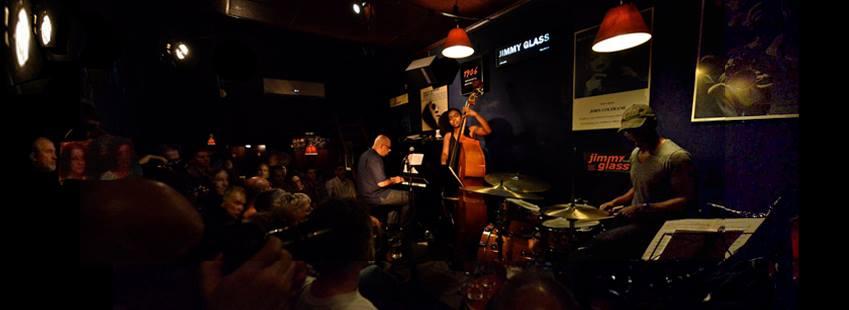 Bar Jazz Jimmy Glass