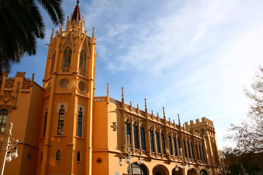 Palais de l'Exposition de Valencia