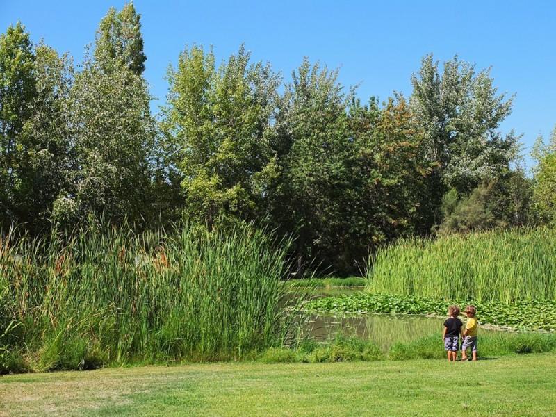 Parc de la Rambleta à Valencia