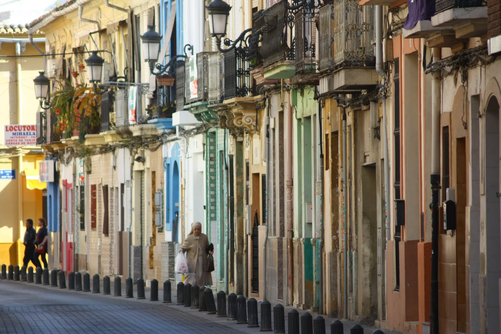 Les quartiers de valencia poblats maritims expat valencia - Casa de pueblo en valencia ...