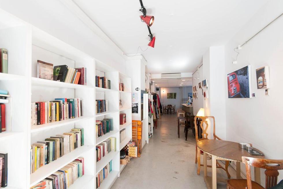 Café librairie El Chico Ostra