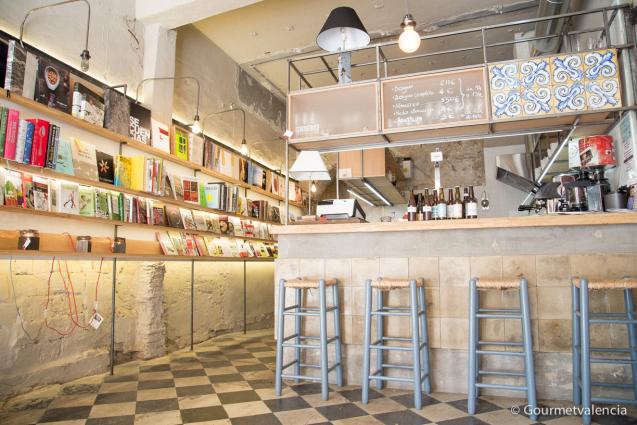 Le Muez Café librairie