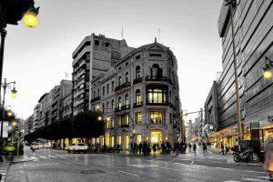 Calle Colón Valence