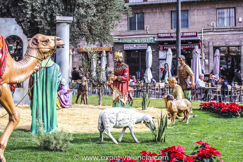 crèche plaza Reina Valencia