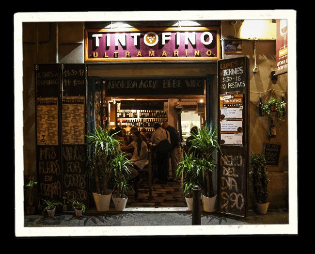 Tinto Fino Ultramarino Restaurant Valencia