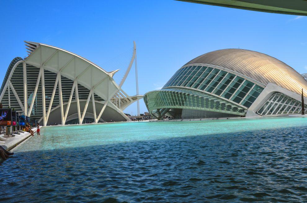 Cité des Arts et des Sciences Valencia